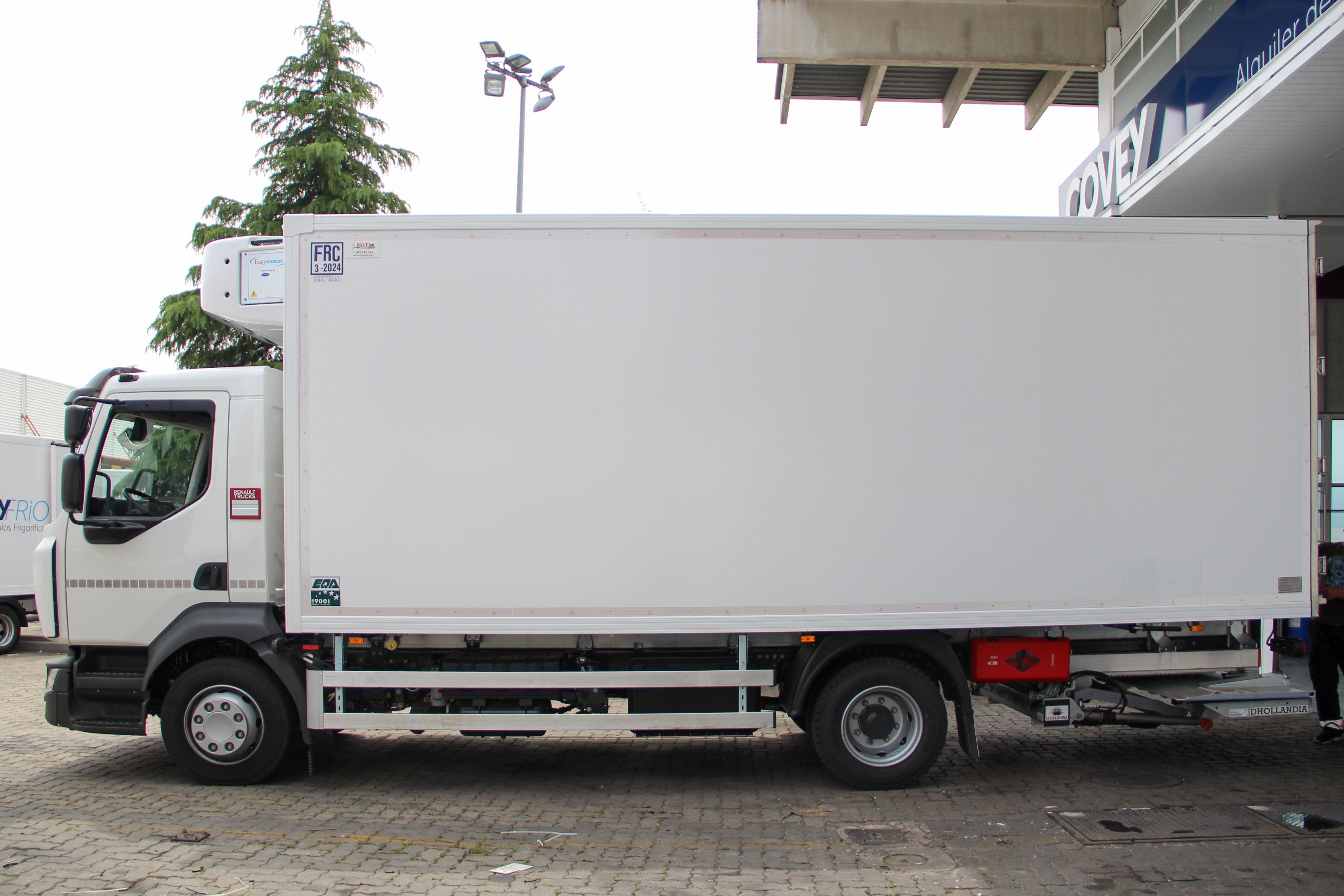 Distribución y logística a temperatura controlada en Alcalá de Henares