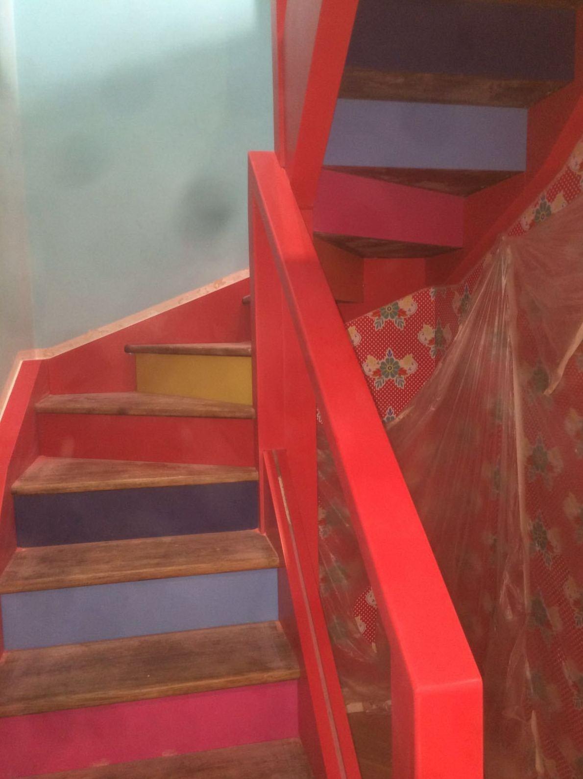 Esteco Decoración- Escaleras