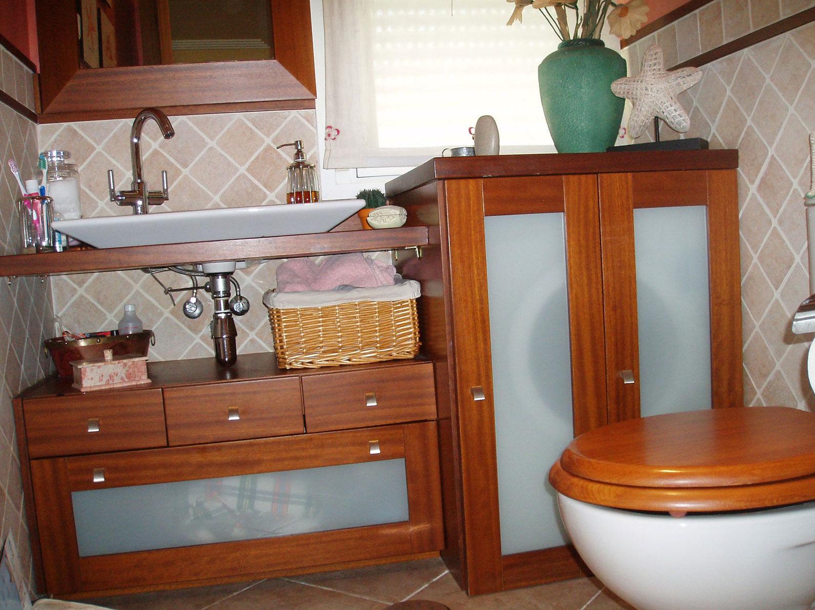 Fabricación de muebles de baño a medida