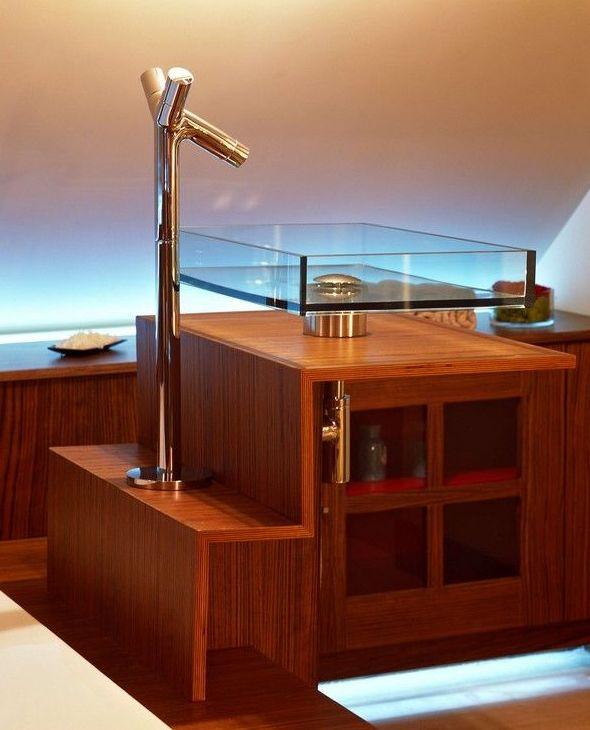 Muebles de baño de diseño propio