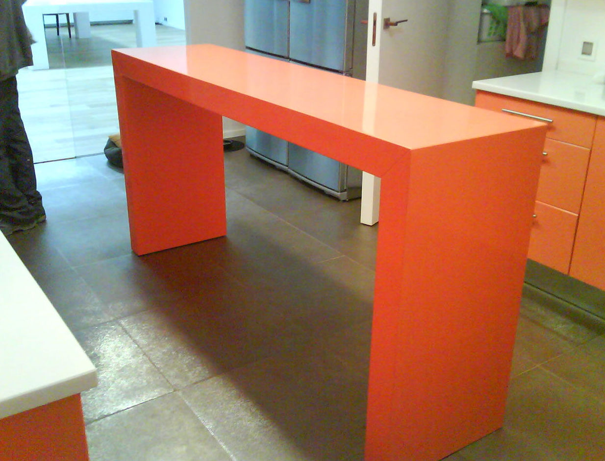 Muebles por encargo