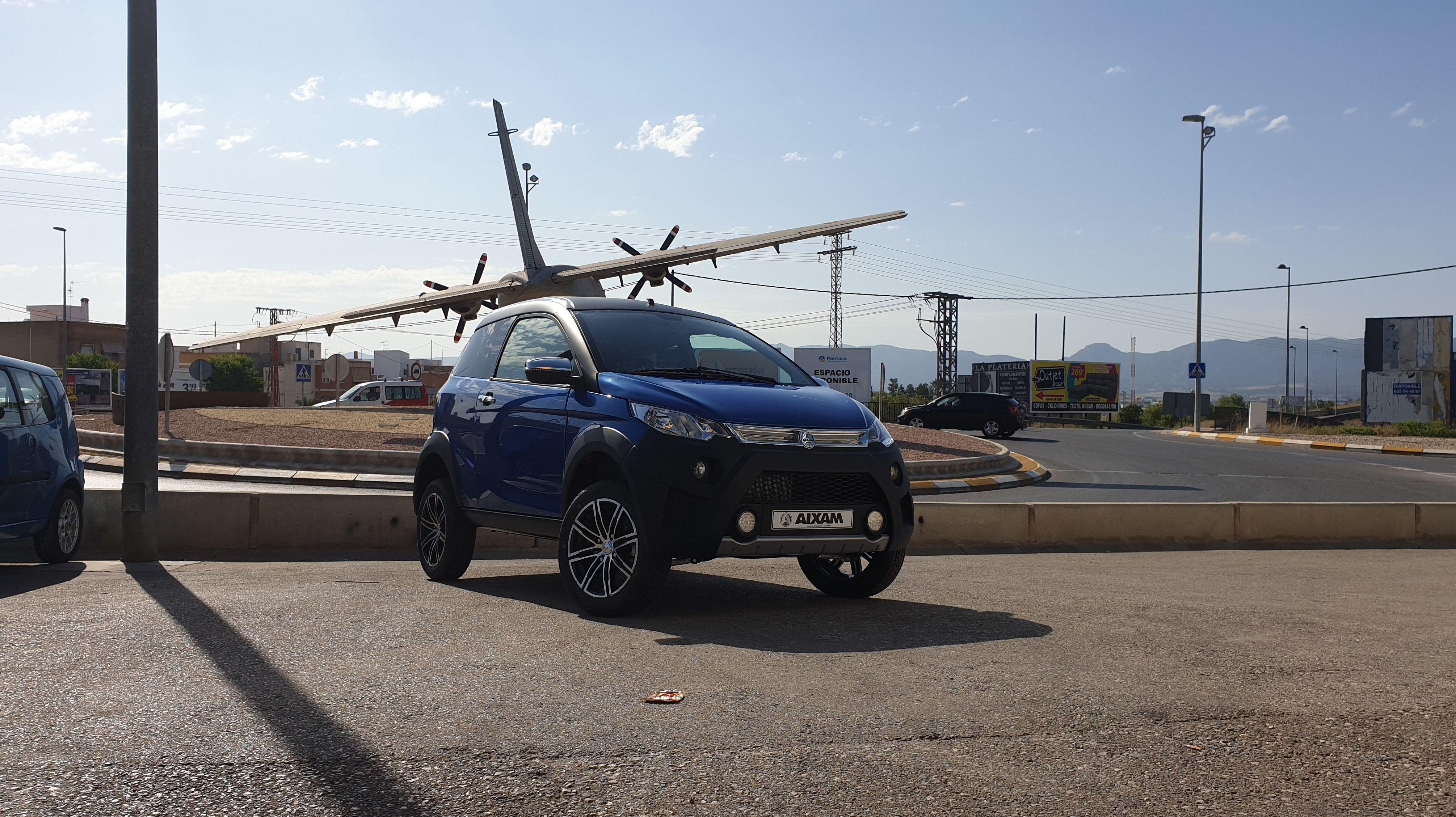 Foto 8 de Vehículos sin carnet en Sangonera la Seca | Auto-Solución, S.L.
