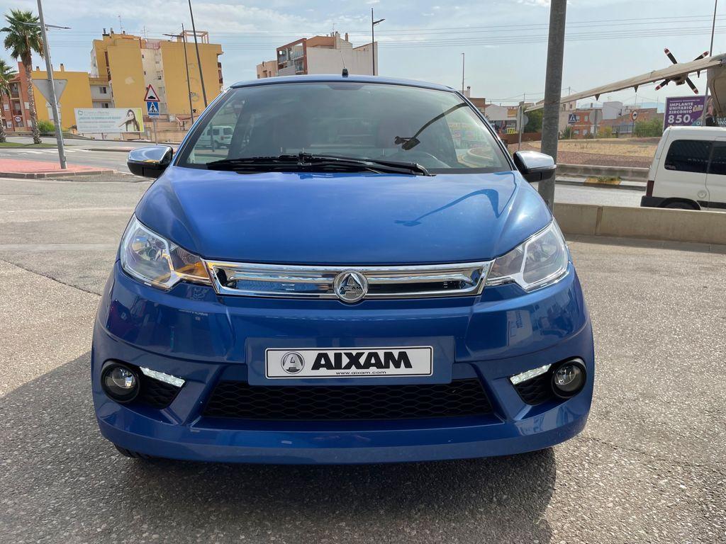 AIXAM CITY PREMIUM ELECTRICO: Vehículos y Repuestos de Auto-Solución, S.L.