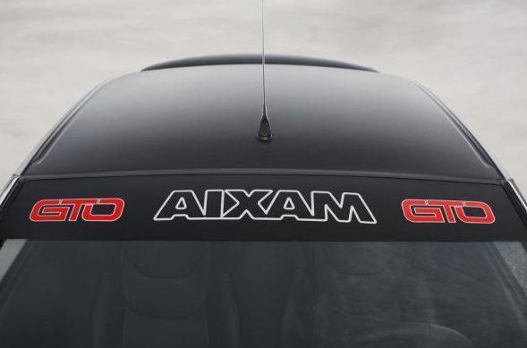 AIXAM GTO