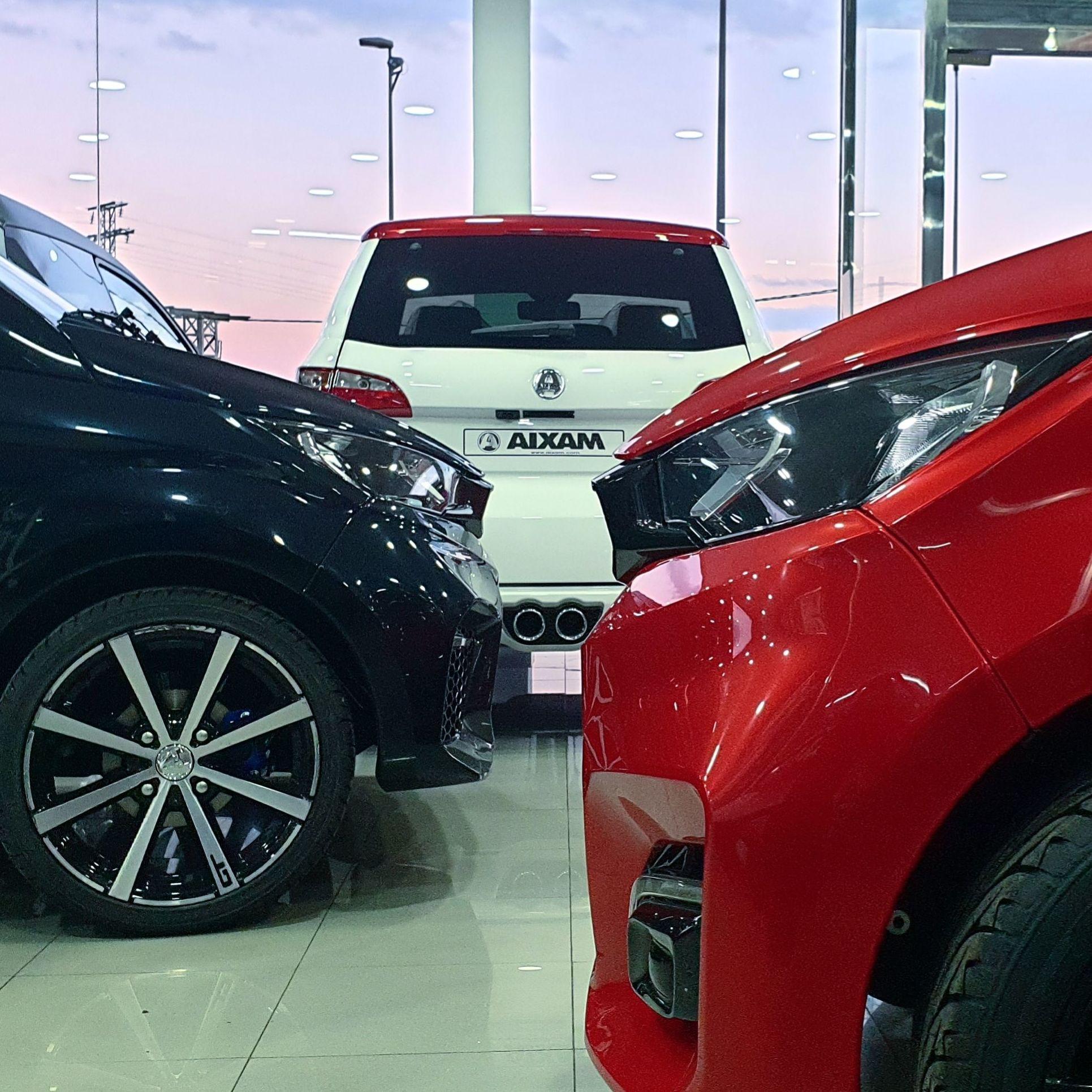 Foto 2 de Vehículos sin carnet en Sangonera la Seca | Auto-Solución, S.L.