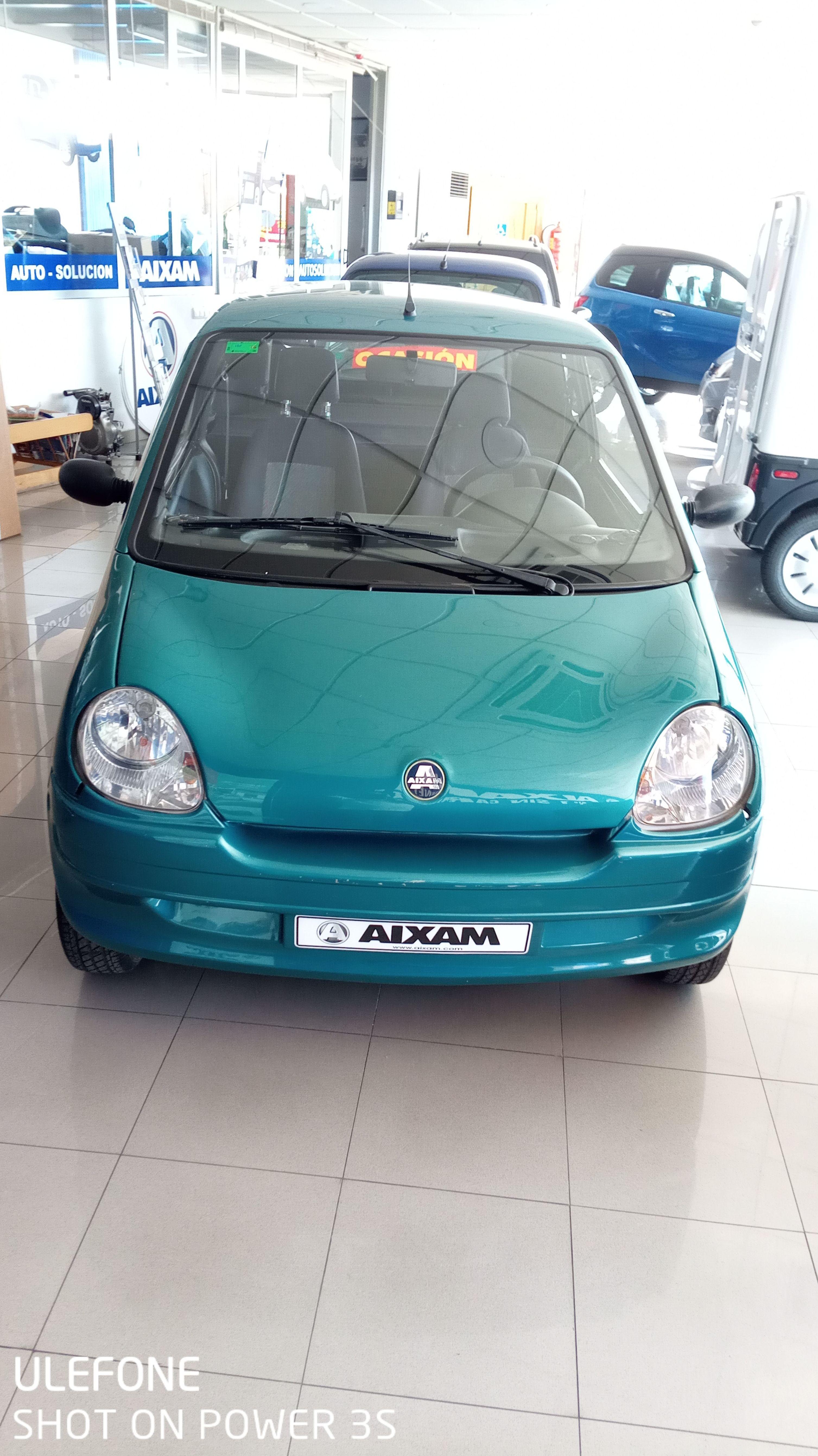 AIXAM 500-4: Vehículos y Repuestos de Auto-Solución, S.L.