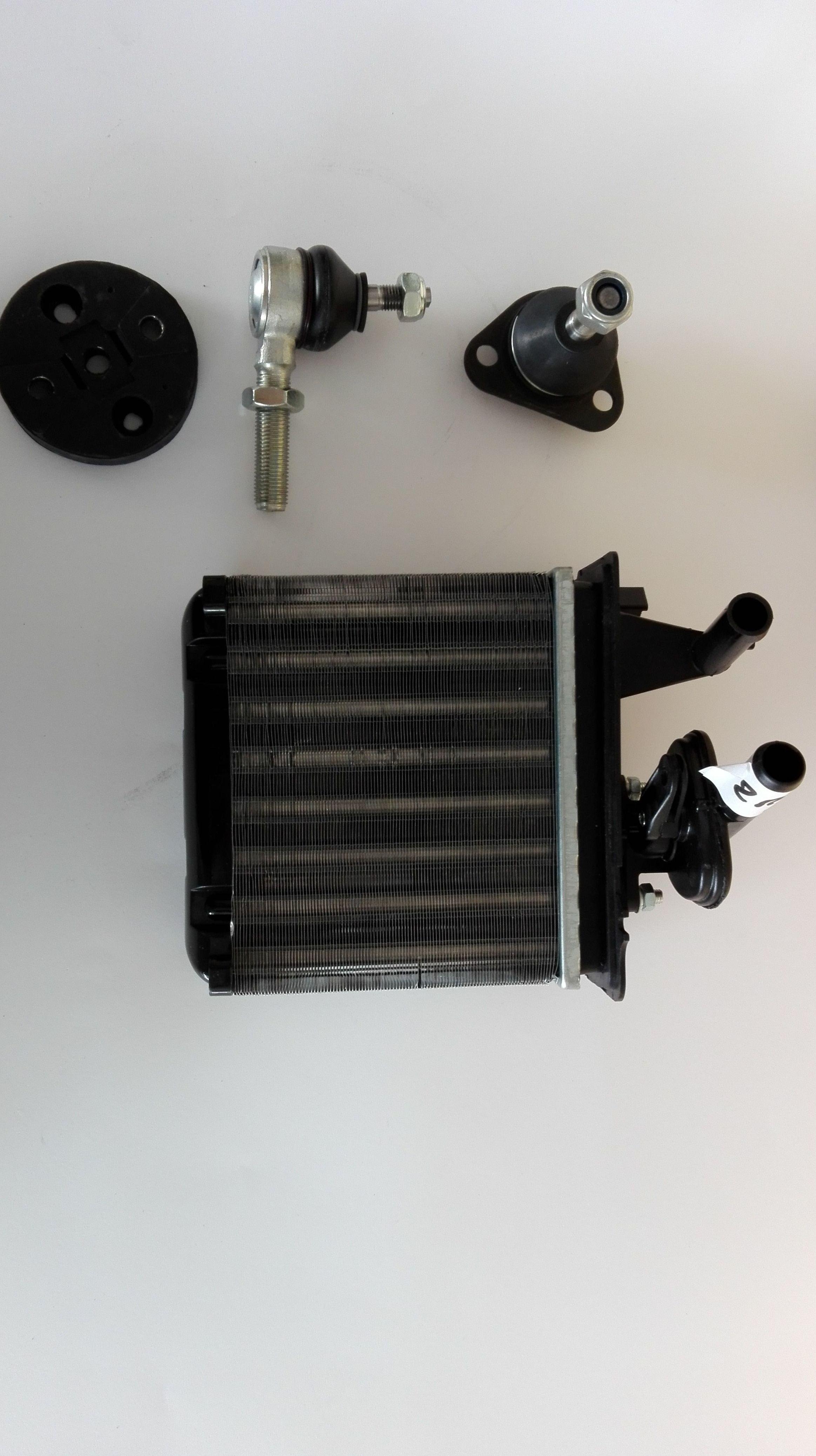 Calefacción : Vehículos y Repuestos de Auto-Solución, S.L.