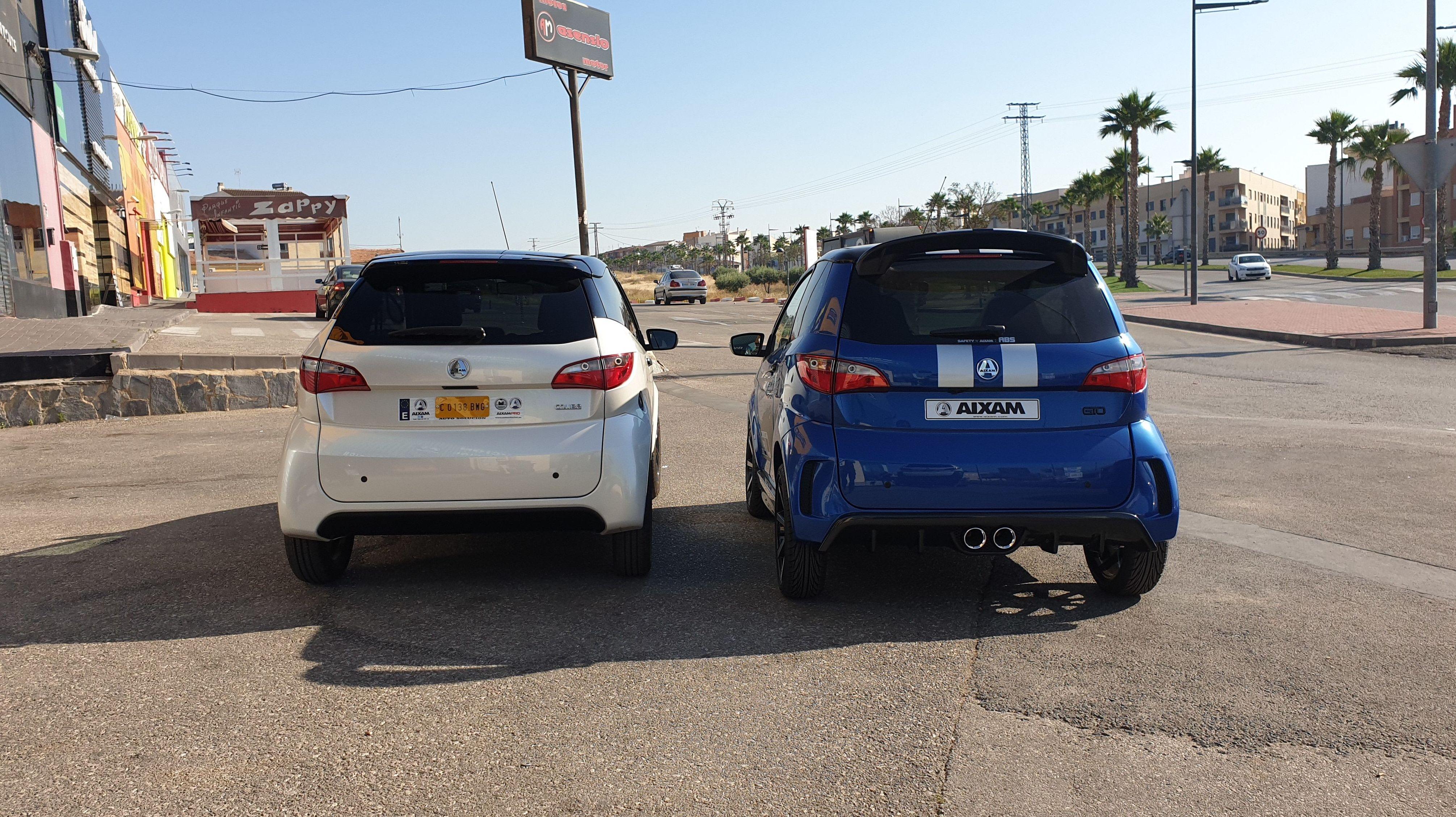 Foto 10 de Vehículos sin carnet en Sangonera la Seca | Auto-Solución, S.L.
