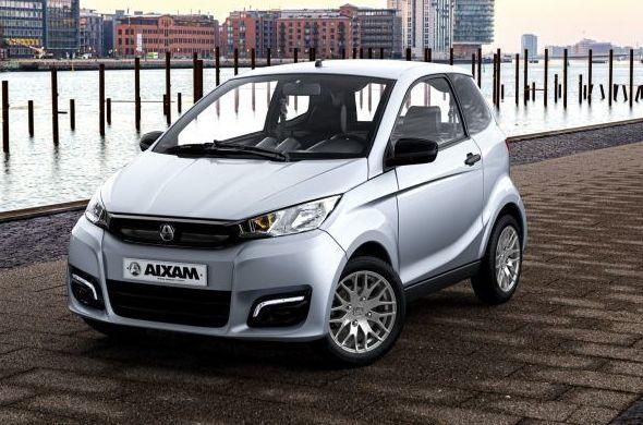 AIXAM CITY PACK EMOTION: Vehículos y Repuestos de Auto-Solución, S.L.