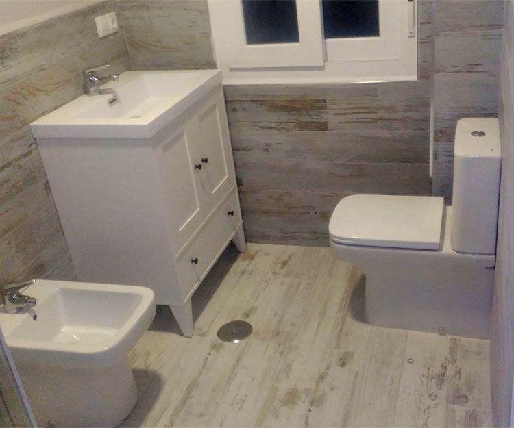 Reformas de baños en Oviedo