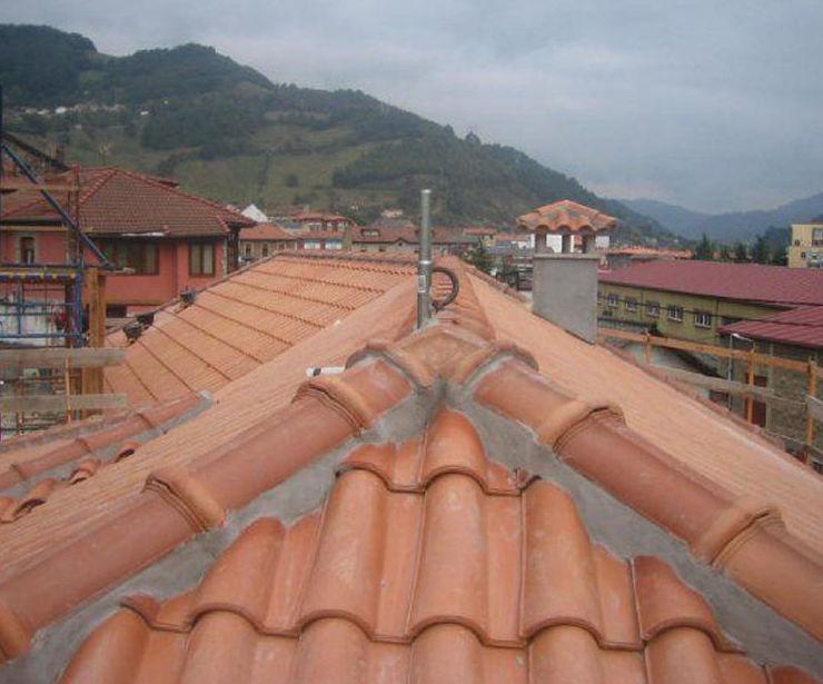 Instalación y rehabilitación de tejados y cubiertas en Oviedo