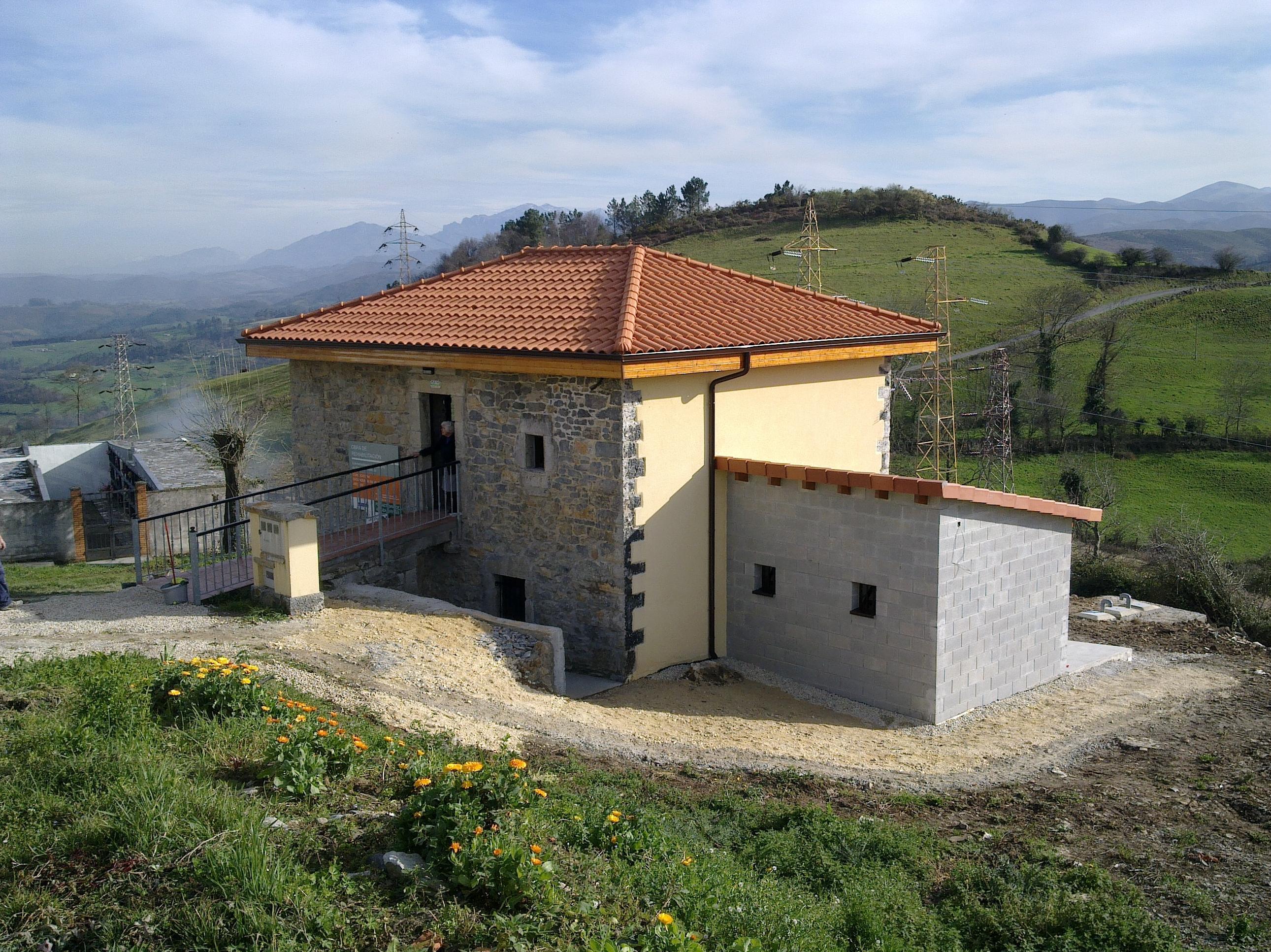 Reforma de chalets Asturias
