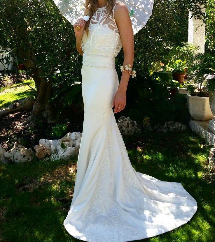 Confección de vestidos de novia personalizados en Madrid