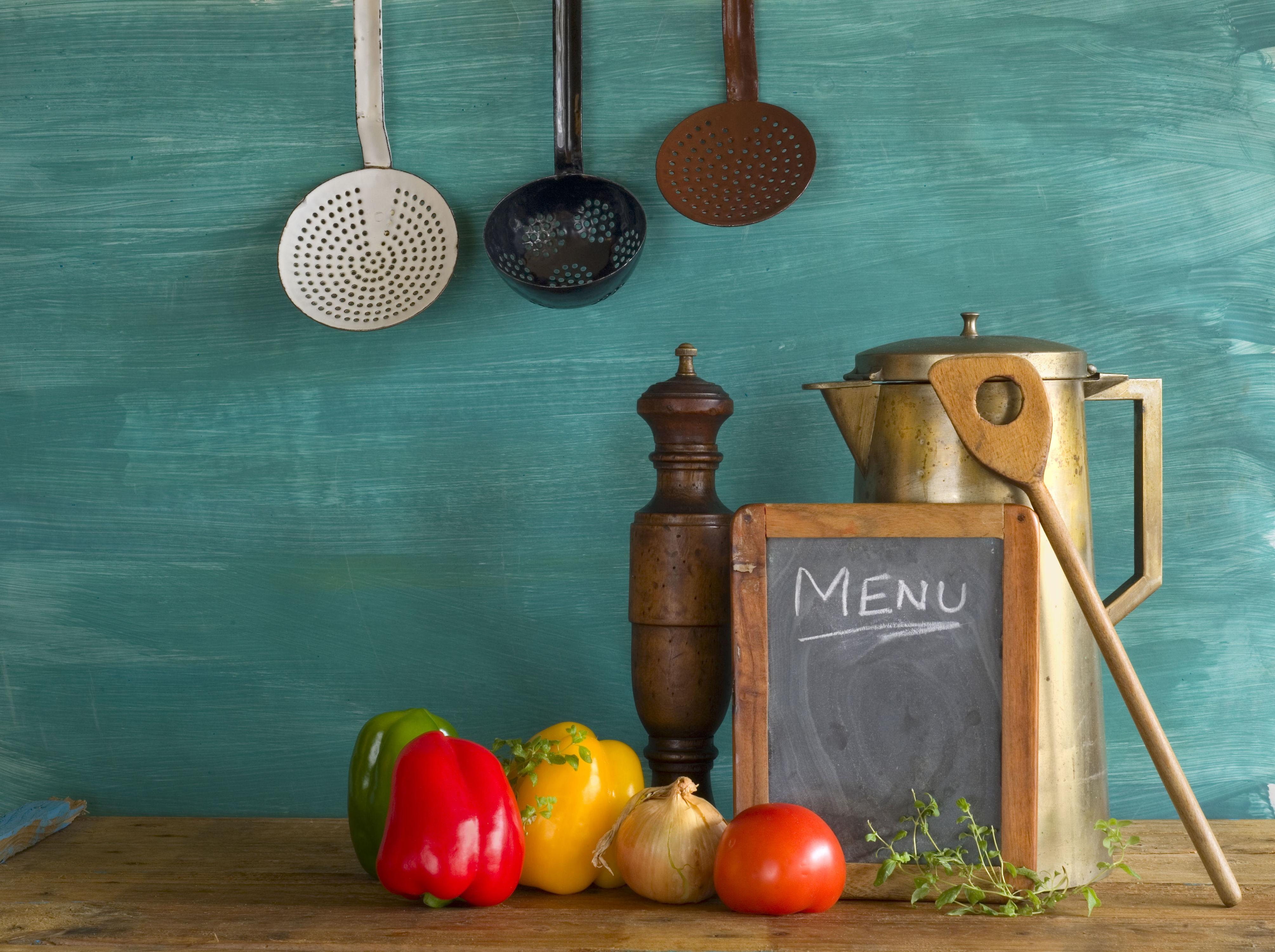 Menú del día: Menús de Restaurante Siglo XVIII