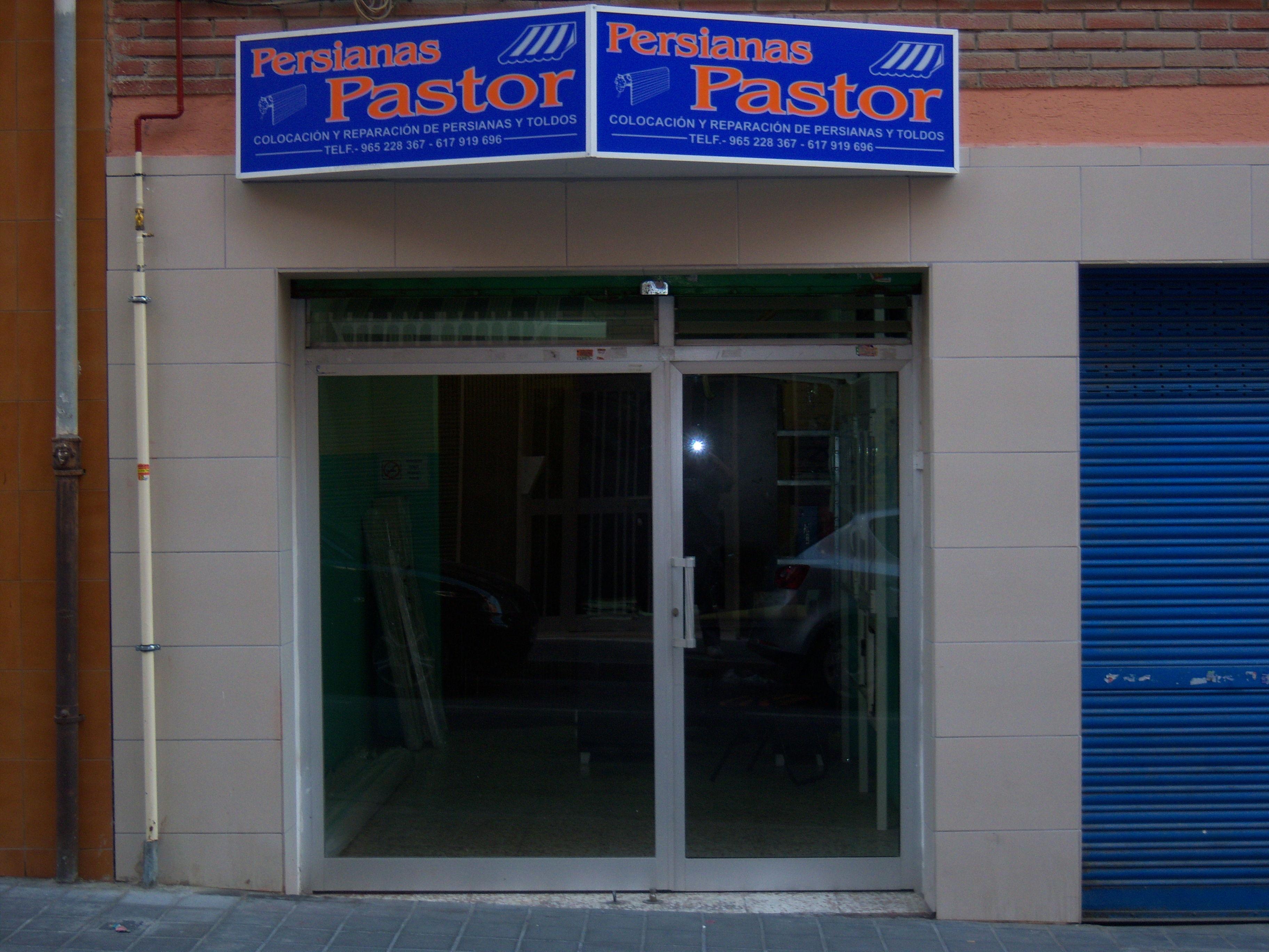 Foto 33 de Persianas en Alicante | Persianas Pastor