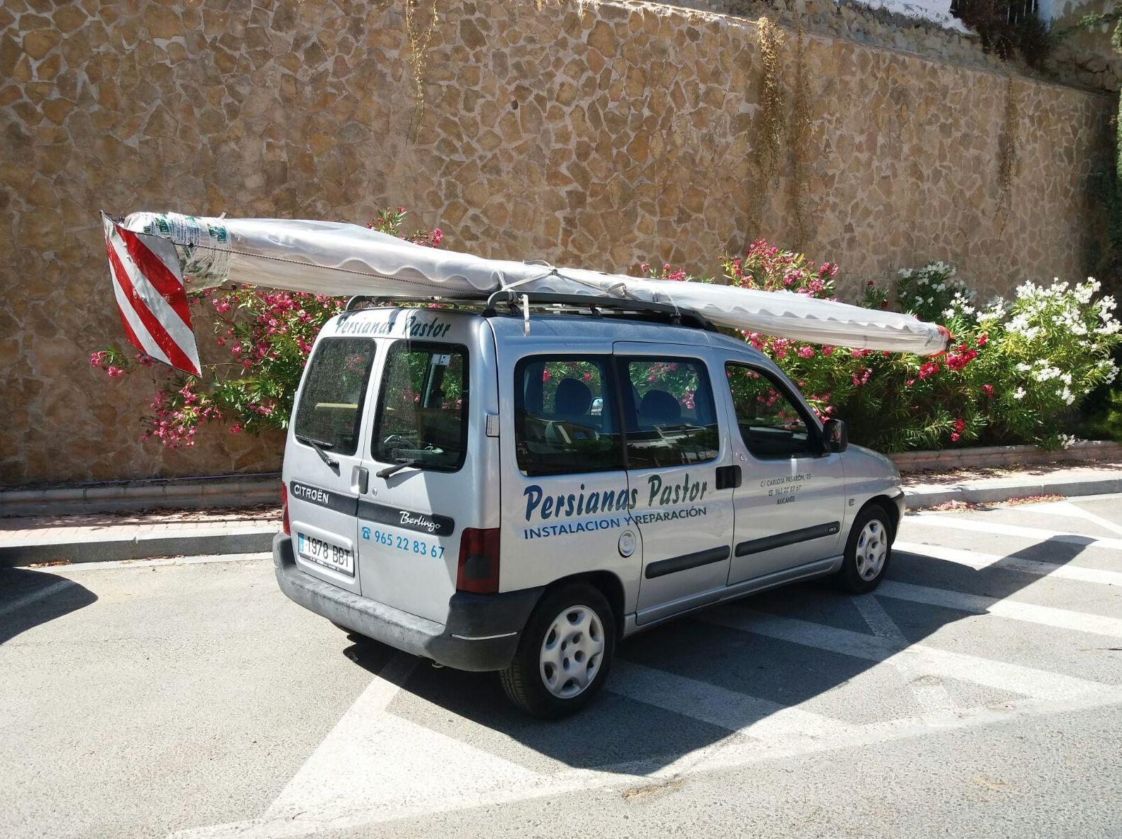 Foto 2 de Persianas en Alicante | Persianas Pastor