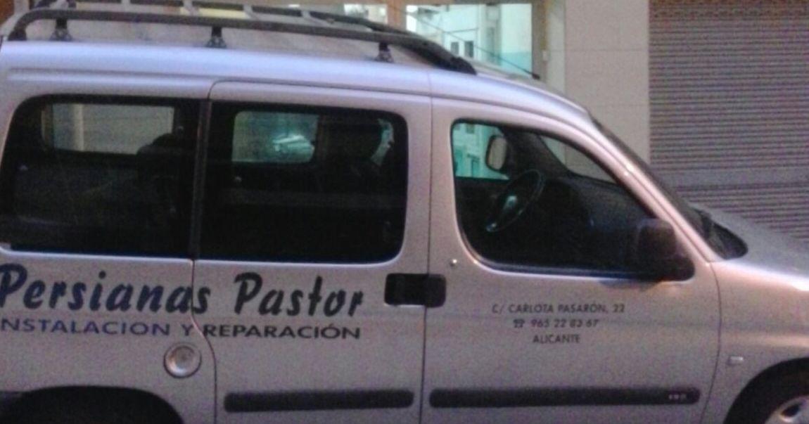 Persianas Pastor - Persianas Alicante