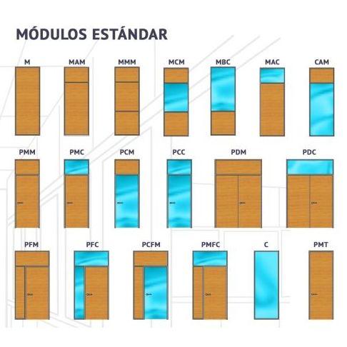 Características y prestaciones: Mamparas y tabiques de Moypa