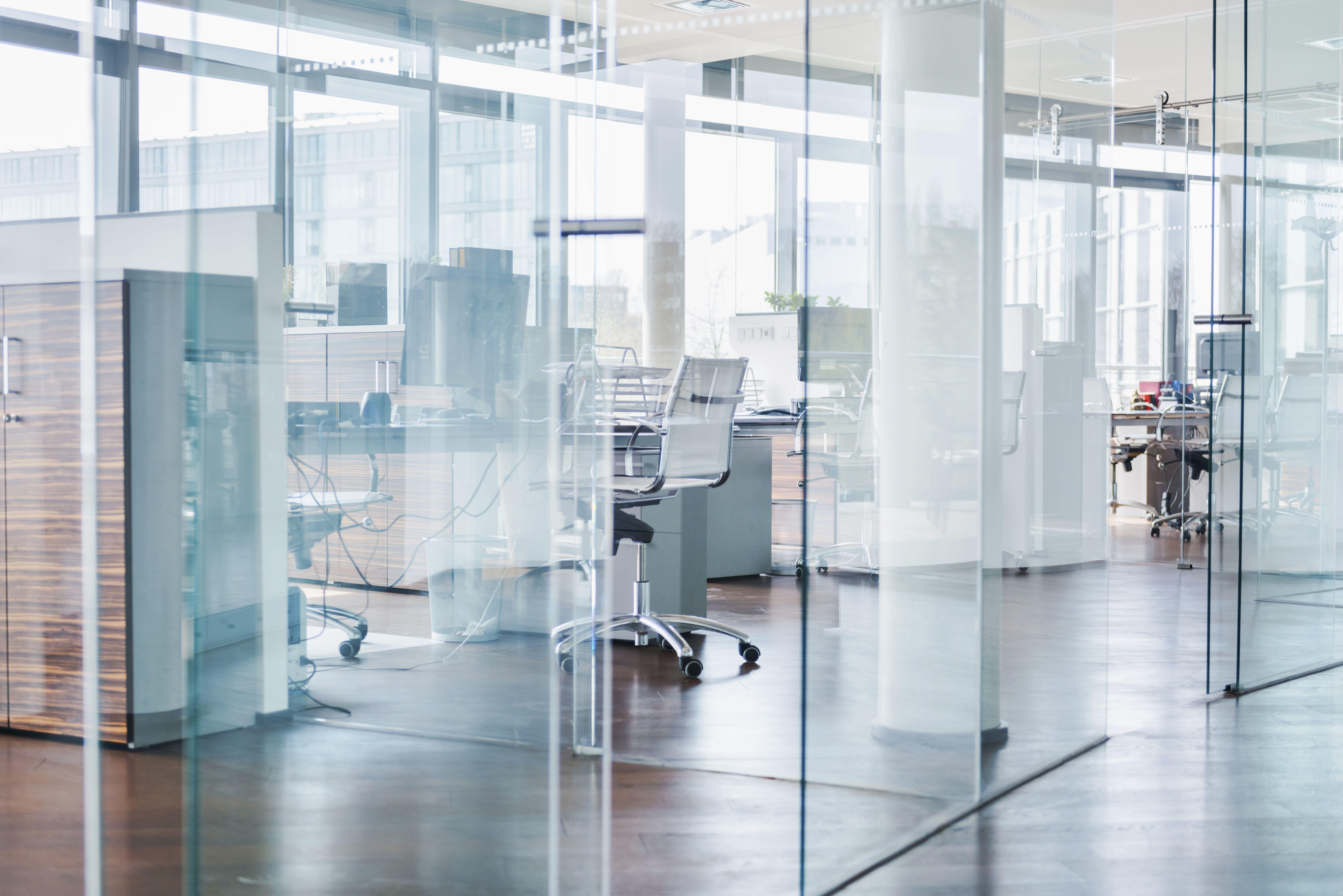 Mamparas de oficina: Mamparas y tabiques de Moypa