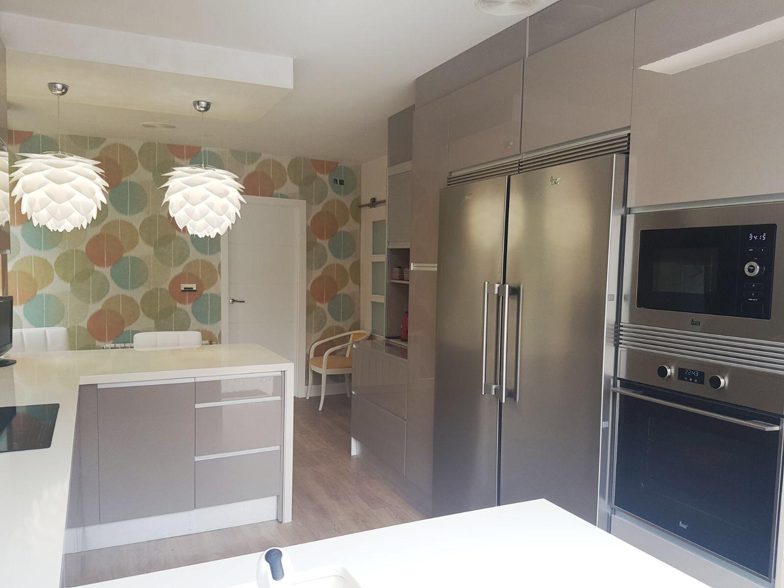 Muebles de cocina adaptados a tu espacio