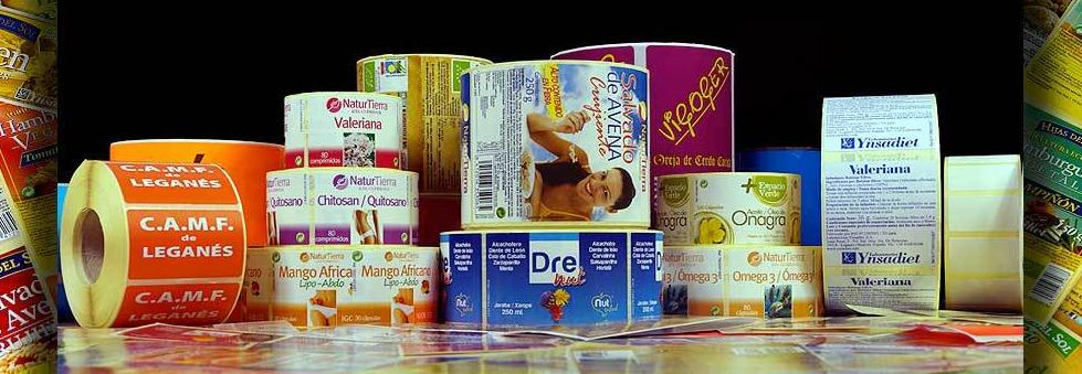 Foto 4 de Etiquetas en Borox | Etiquetas Romero Comprometidos