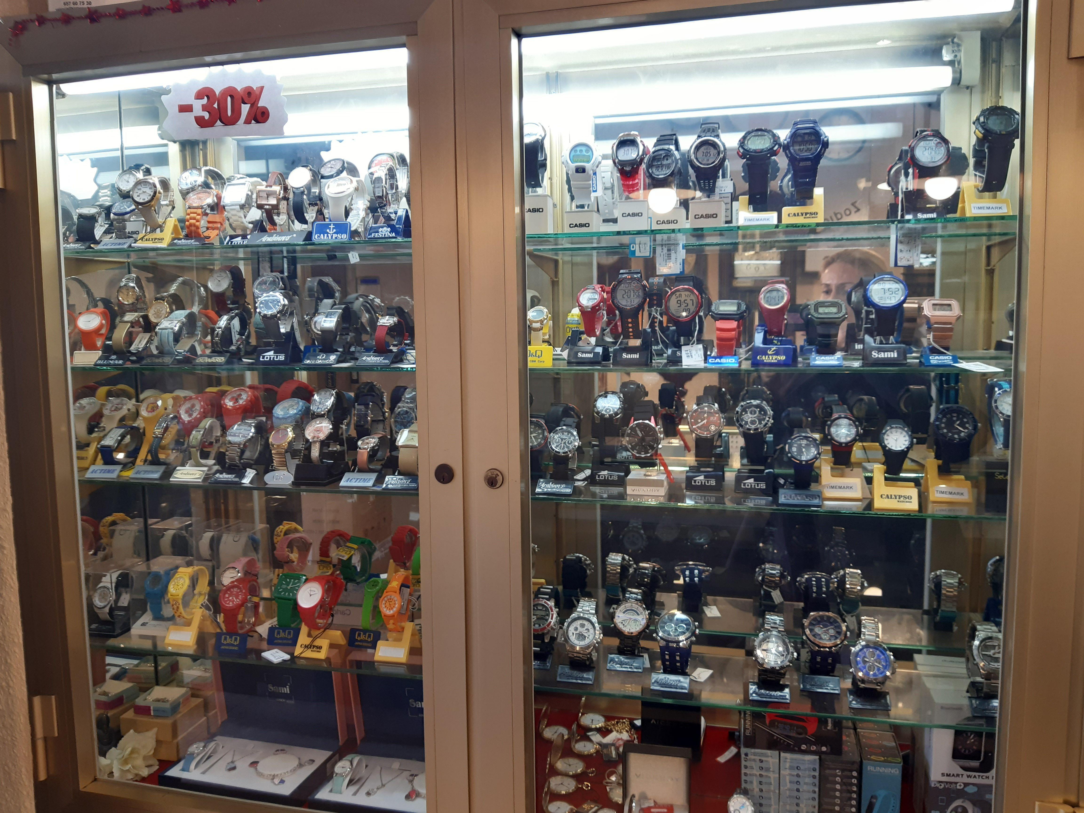 Foto 21 de Relojería en Valencia | Relojería Santiago