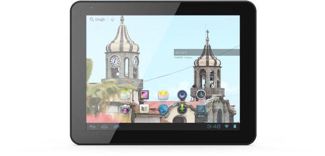 Tablet: Productos y servicios de Ready Servicios Informáticos