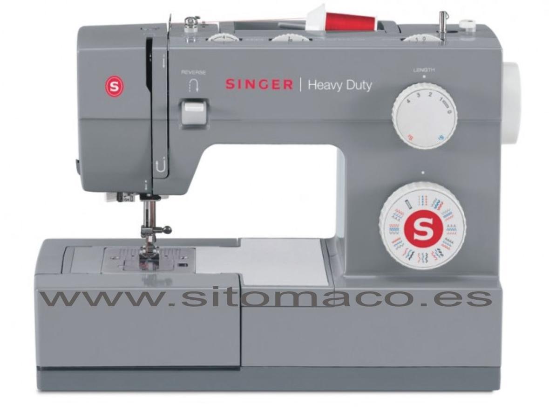 SINGER 4423 heavy duty: Catálogo de Sitomaco
