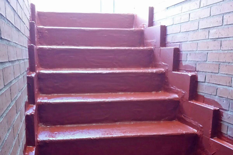 Especialistas en aislamientos de escaleras