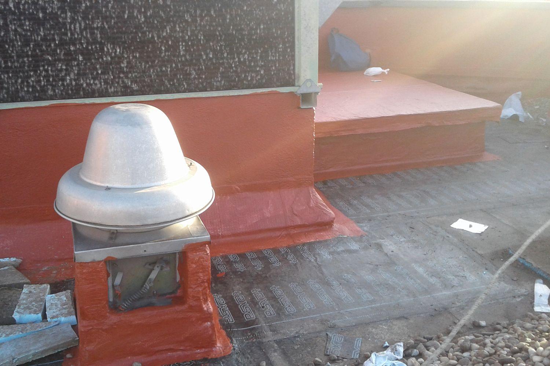Especialistas en impermeabilizaciones de tejados