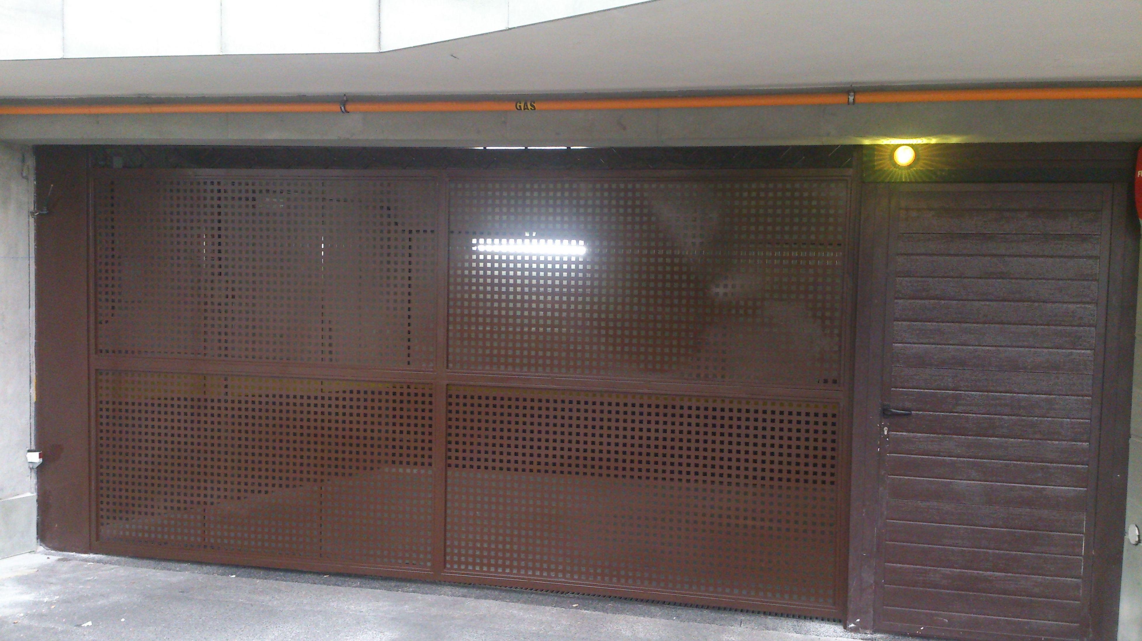Portón automático Oviedo