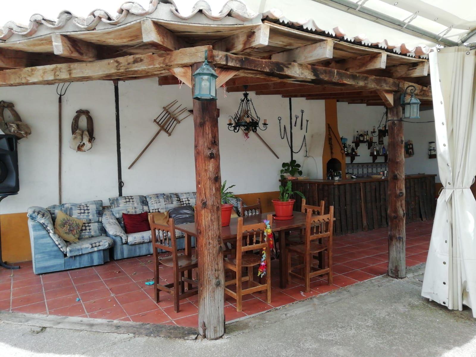 Restaurante propio