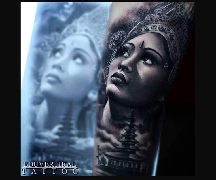 Tatuaje de Bali