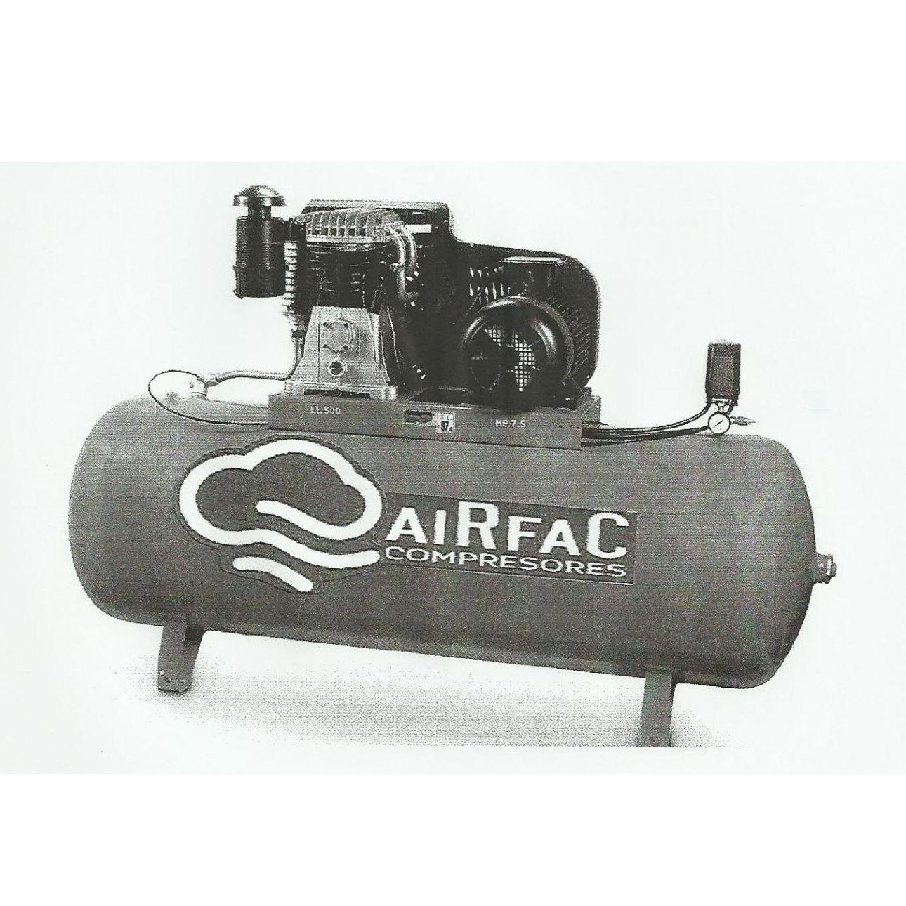 Venta de Compresores de pistón: Productos y servicios de Airfac