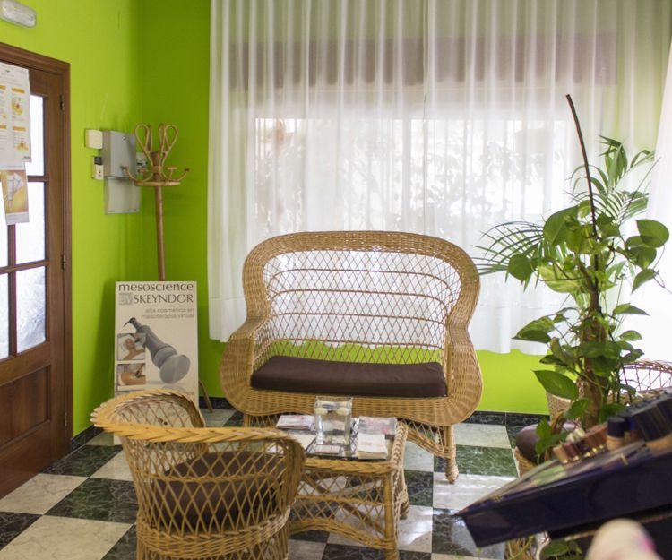 Interior de nuestra peluquería unisex en Jaraicejo