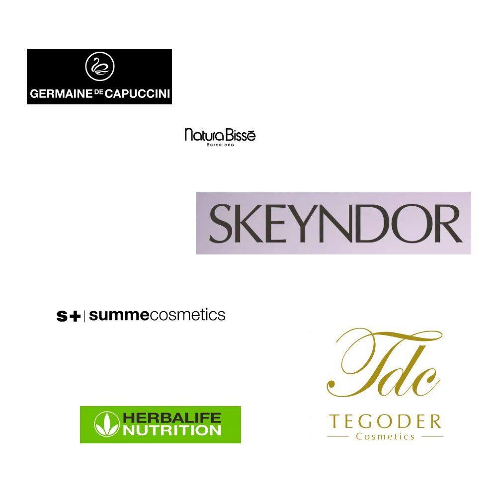 Firmas cosméticas que trabajamos: Servicios de New Look