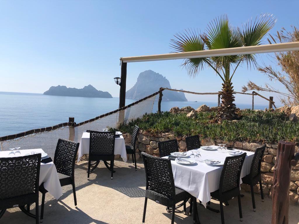 Restaurante para grupos en Ibiza