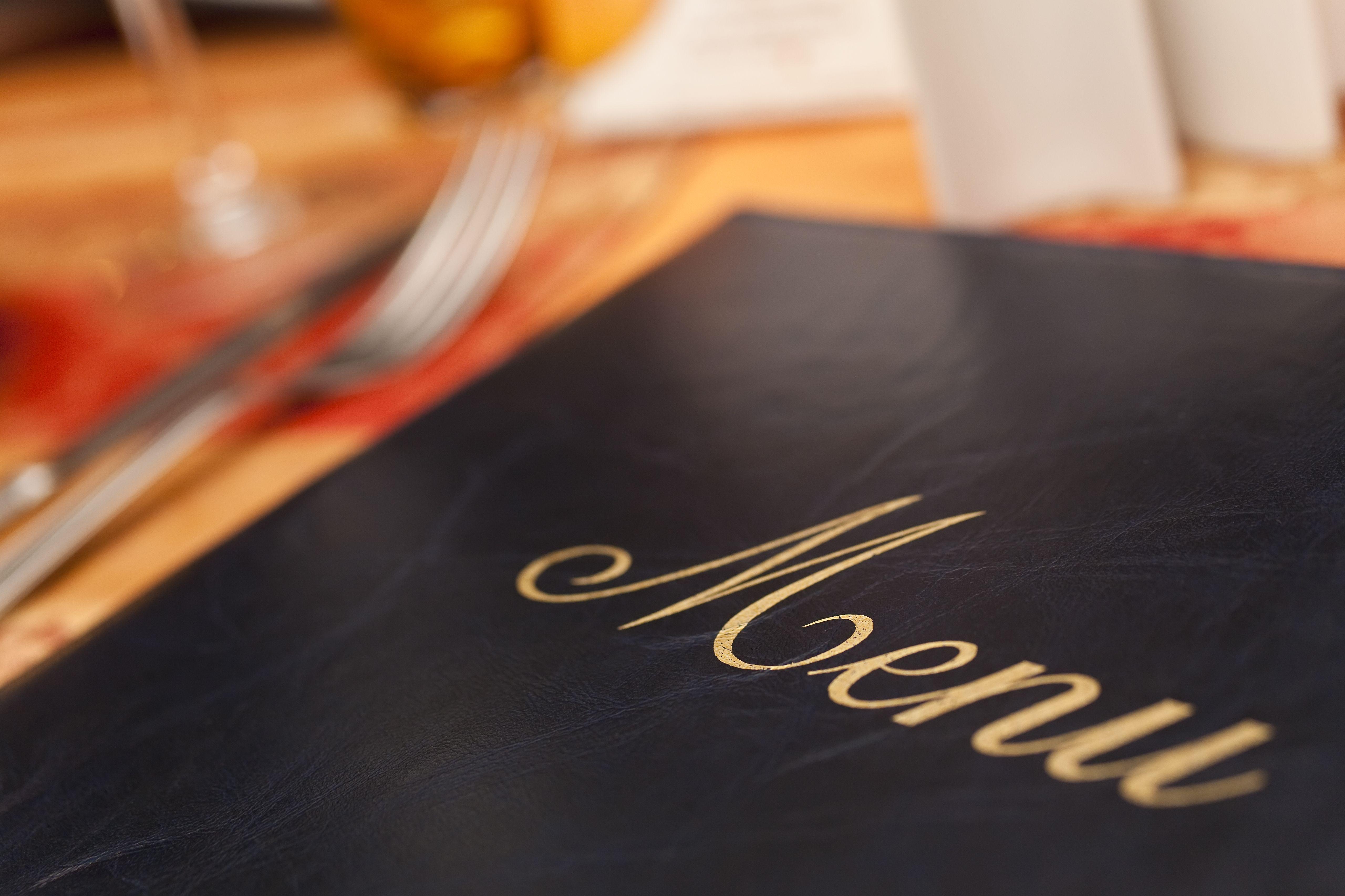 Menús: Servicios de Bar - Restaurante Los Leones