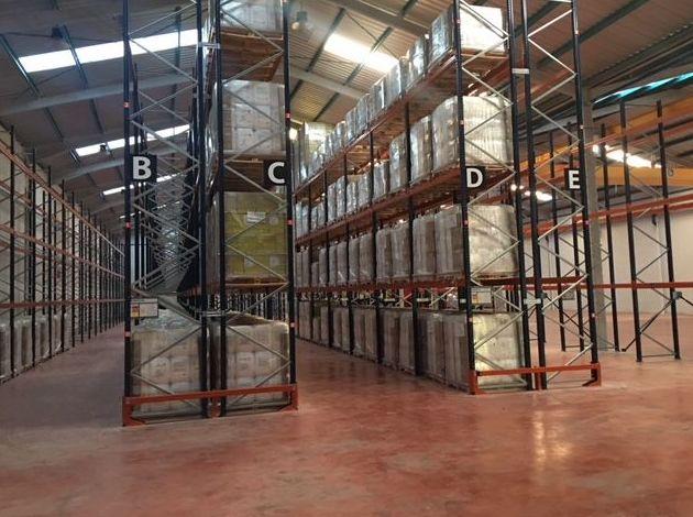 Instalaciones adecuadas y seguras: Servicios de Grupo Logístico Albacete