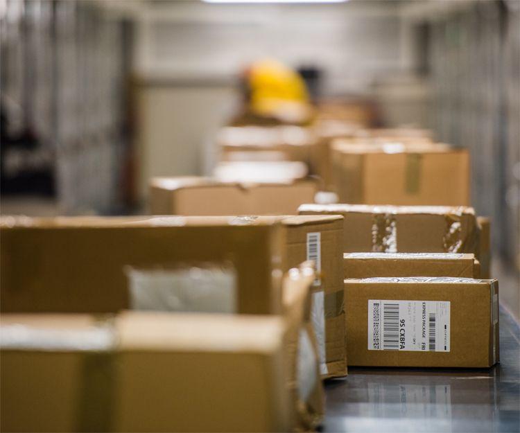 Distribución de mercancías