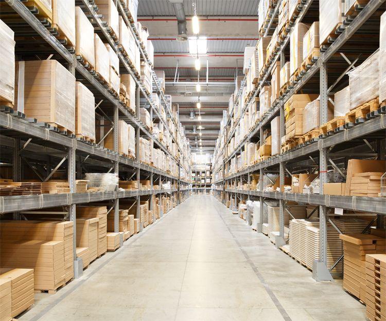 Almacén logístico en Albacete