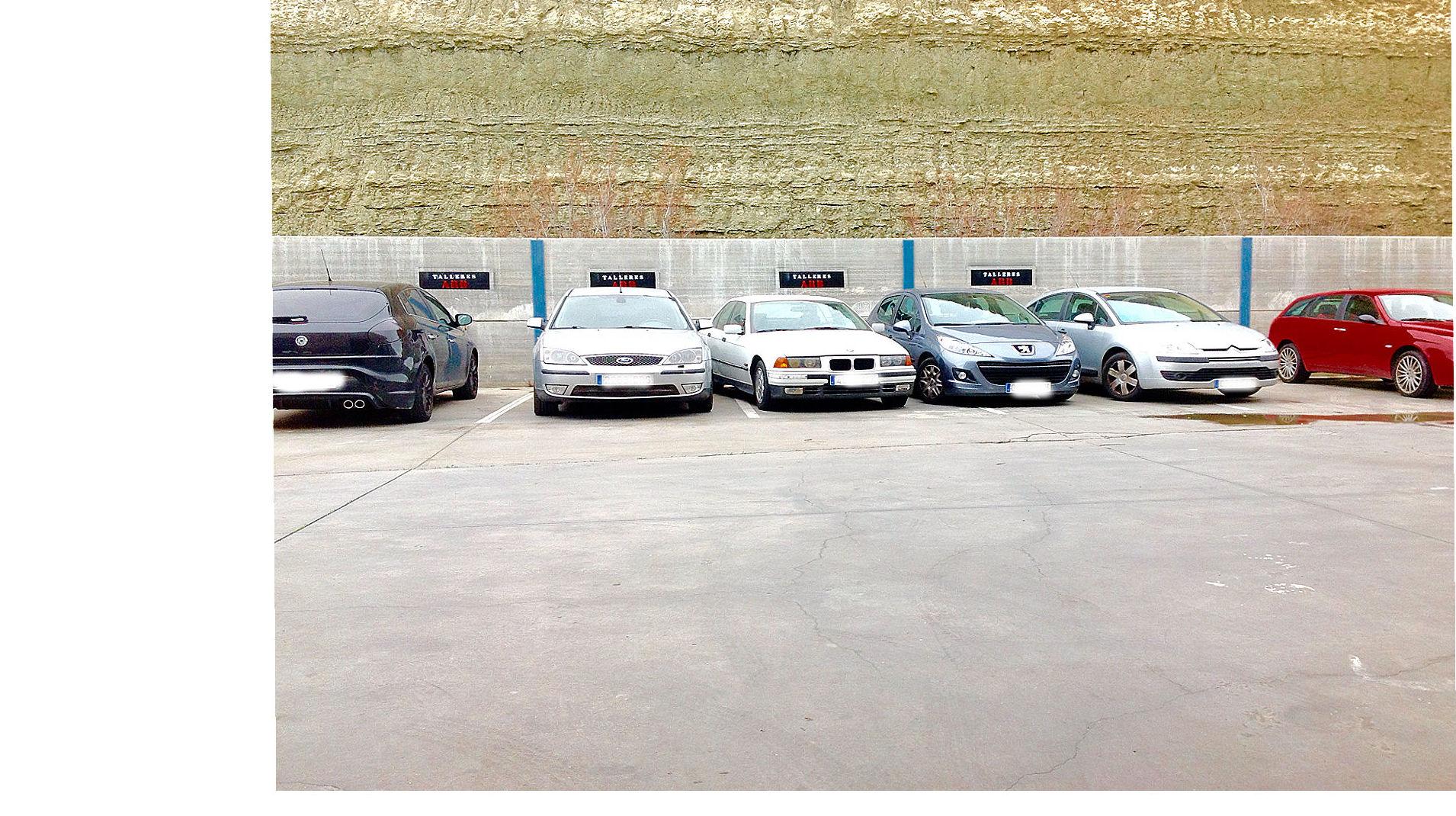 Aparcamiento clientes Parking privado