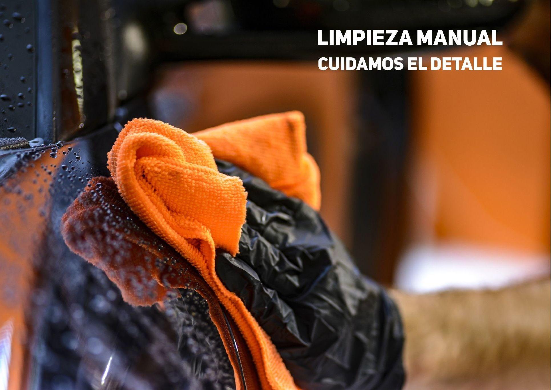 Limpieza de automóviles Aranjuez