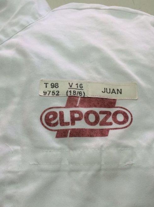Lavanderia ropa laboral Murcia