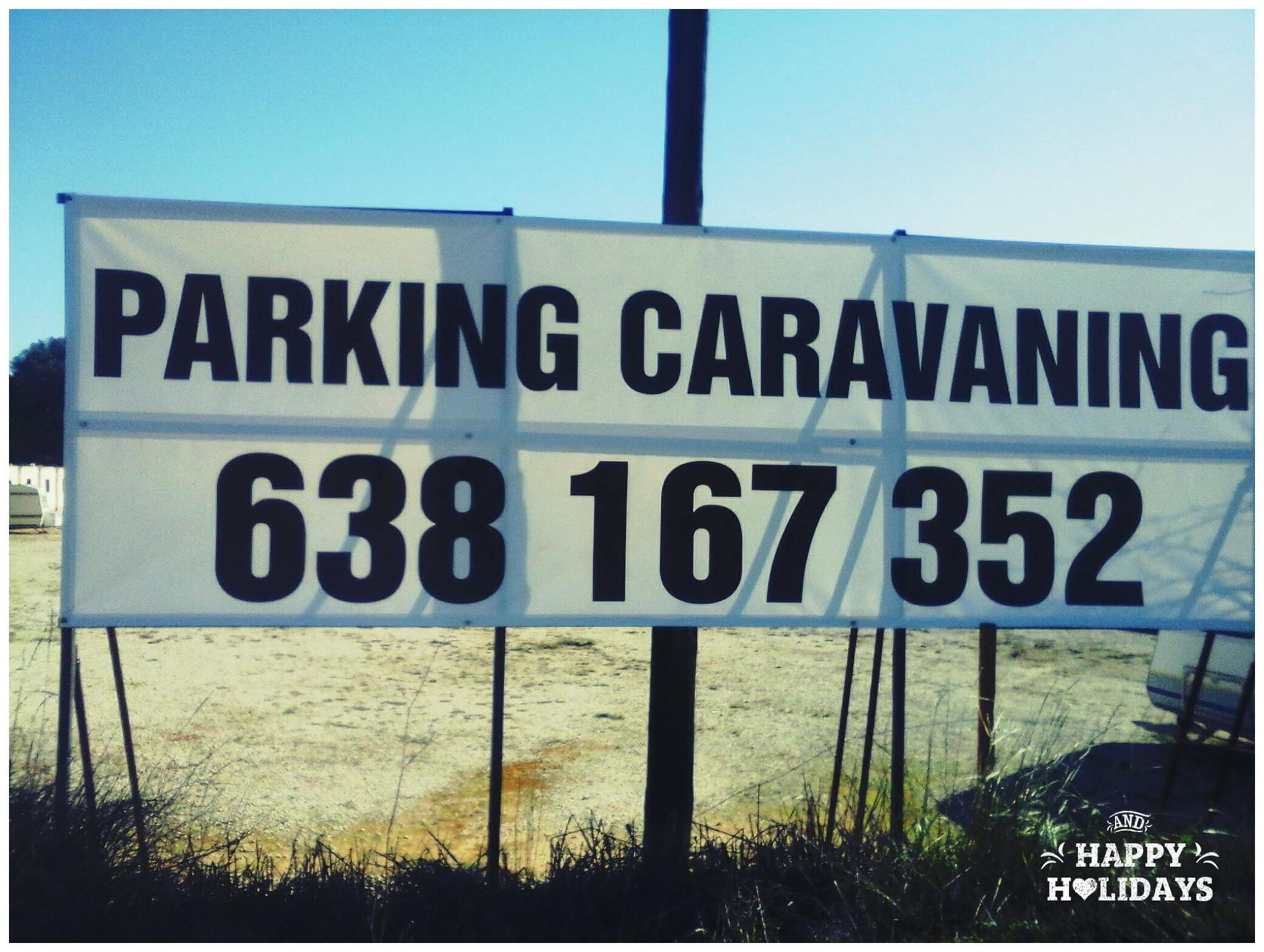Parking para caravanas en Tarragona