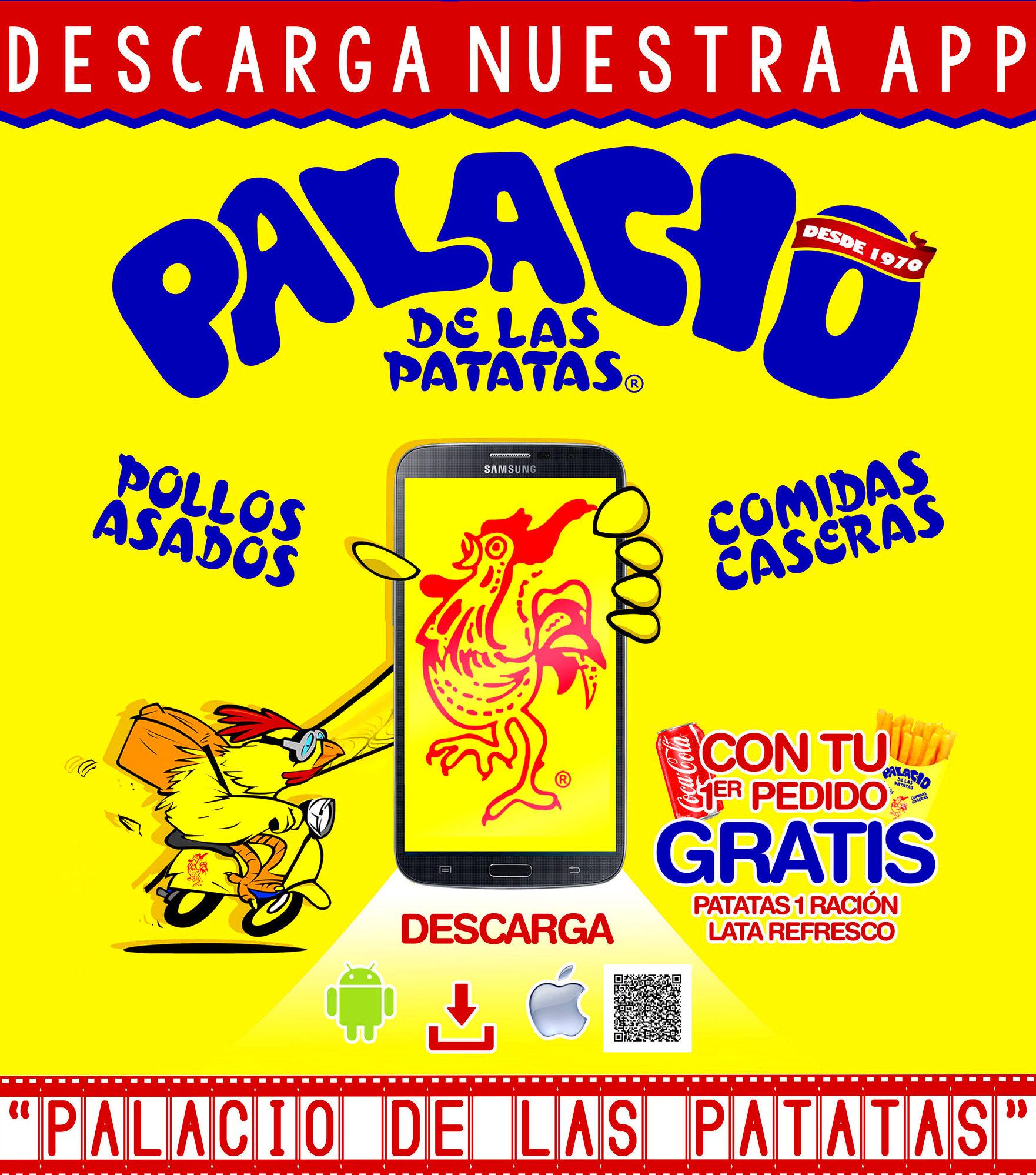 APP PALACIO DE LAS PATATAS®