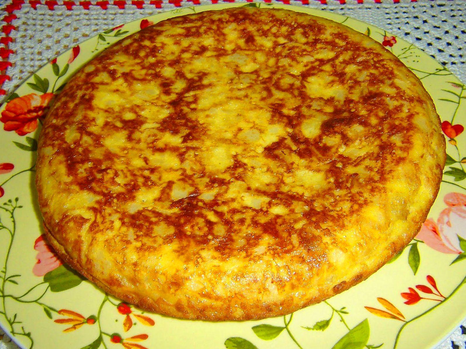 """Tortilla Casera """"El Palacio"""""""