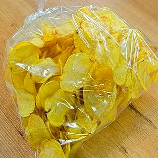 Bolsa Grande de Patatas Fritas 100% Artesanas
