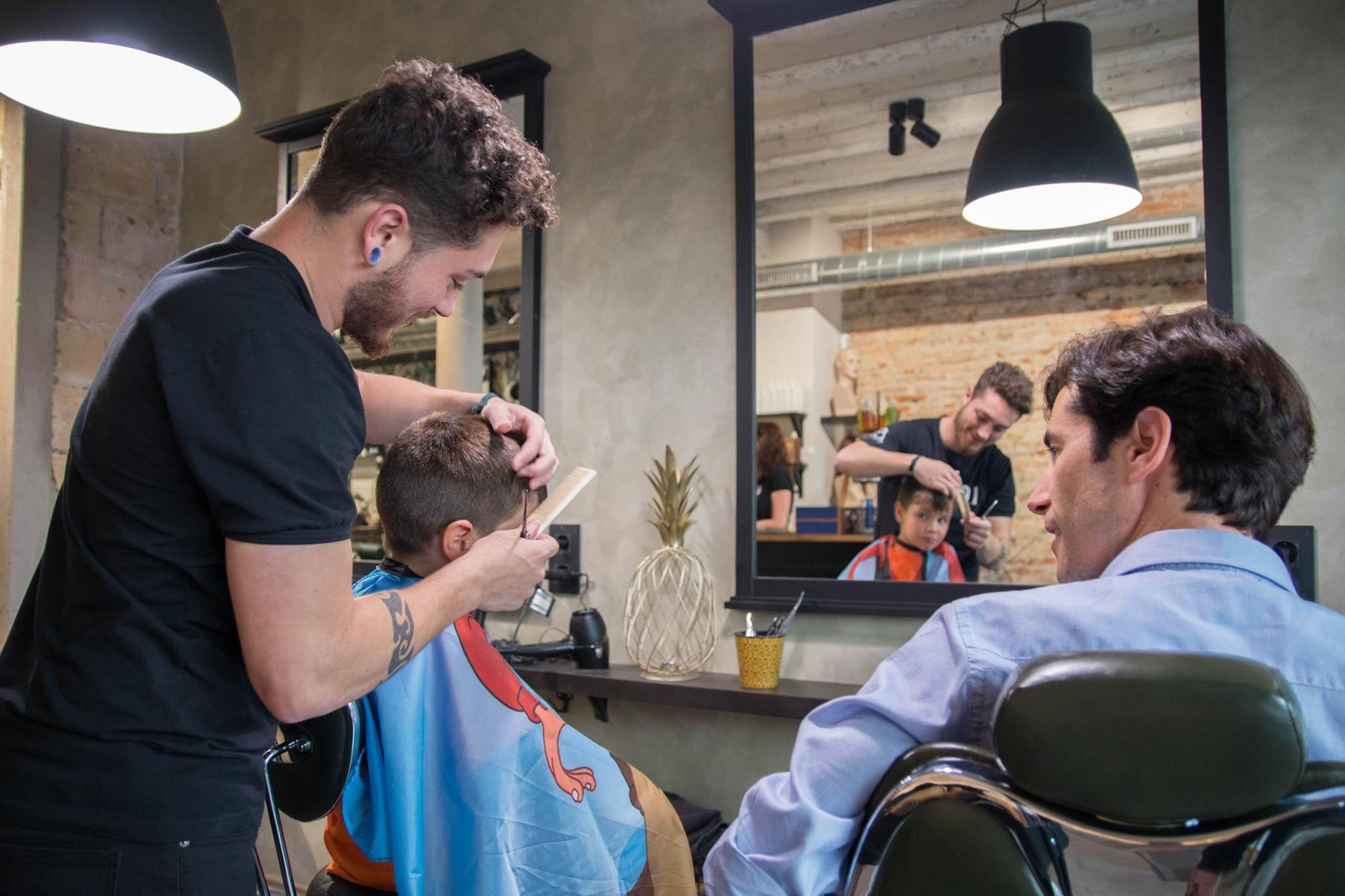 Peluquería masculina: Servicios de María Rodríguez Hair & Beauty