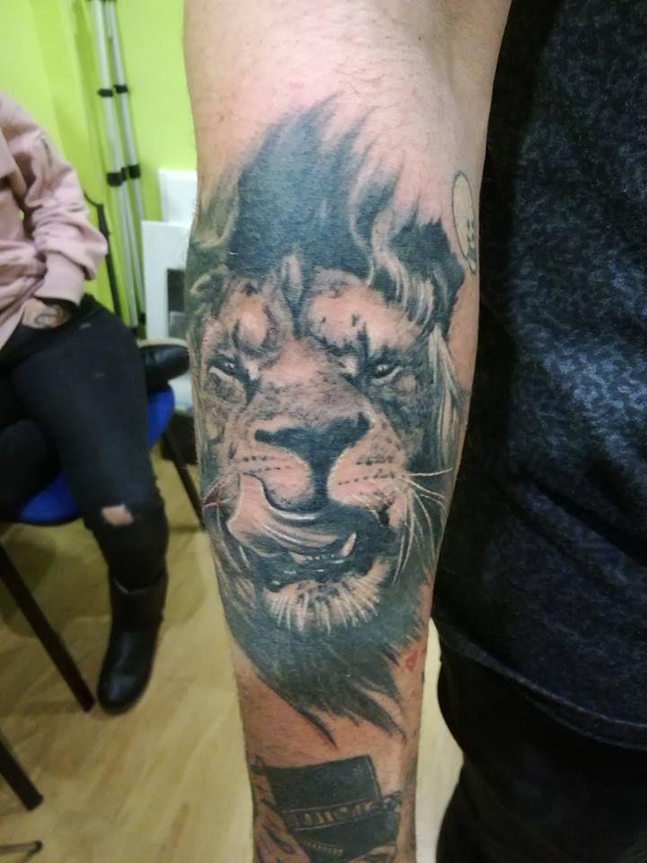 Tattoo realista San Sebastián